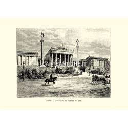 Atene, Accademia di Scienze e Arti.