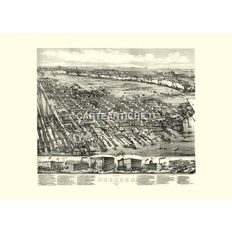Hoboken, New Jersey (1881)