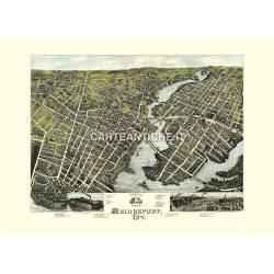 Bridgeport, Connecticut (1885)