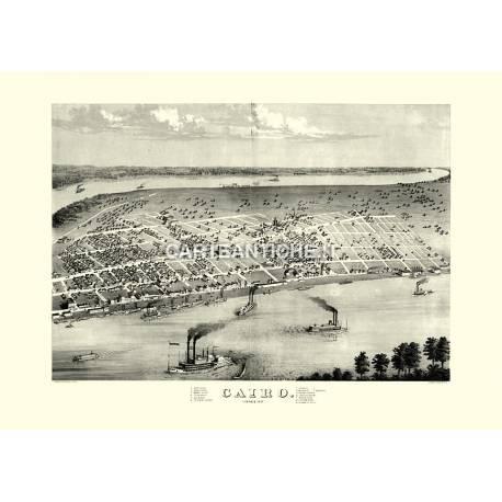 Cairo, Illinois (1867)
