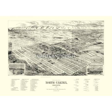 North Yakima, Washington (1889)