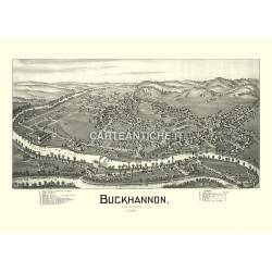 Buckhannon, West Virginia (1900)
