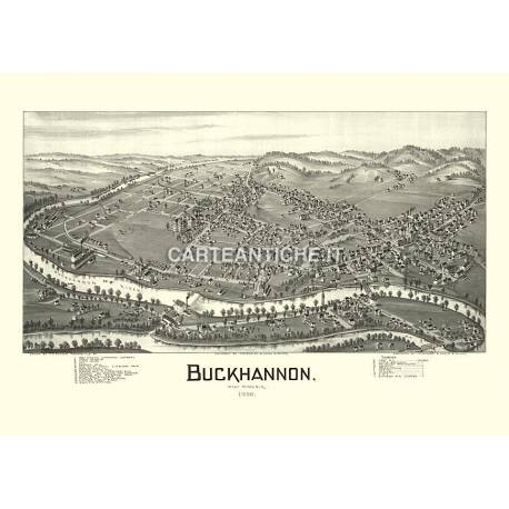 Buckhannon, West Virginia (1900)