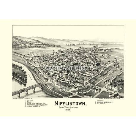 Mifflintown, Pennsylvania (1895)