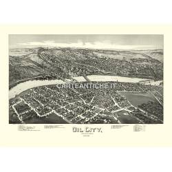 Oil City, Pennsylvania (1896)