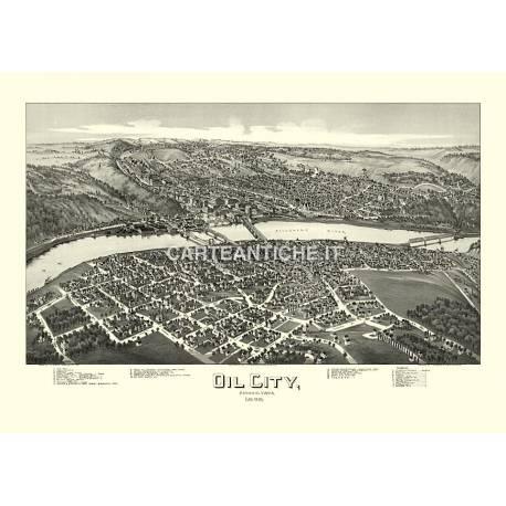 Oil City, Pennsylvania (1896)