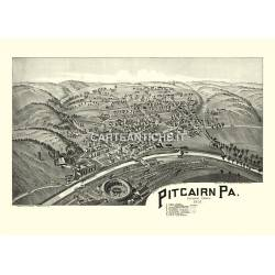 Pitcairn, Pennsylvania (1901)