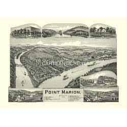 Point Marion, Pennsylvania (1902)