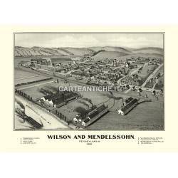 Wilson e Mendelssohn, Pennsylvania (1902)