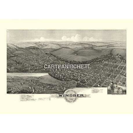 Windber, Pennsylvania (1900)