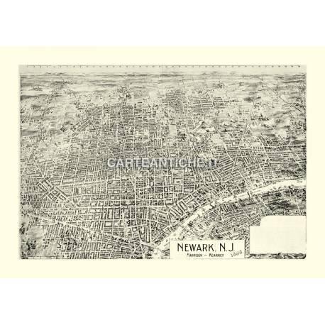 Newark New Jersey (1895)