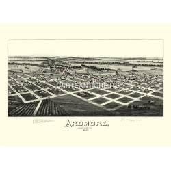 Ardmore, Oklahoma (1891)