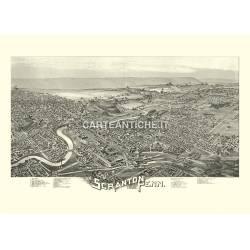 Scranton, Pennsylvania (1890)