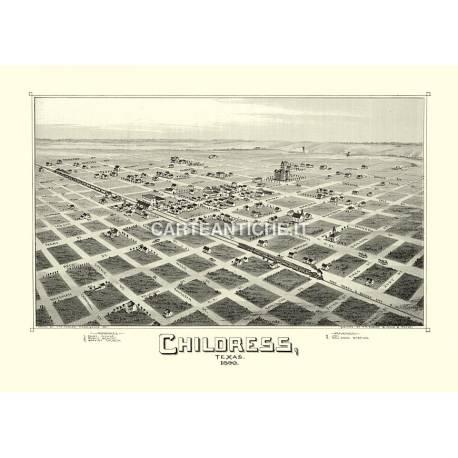 Childress Texas (1890)
