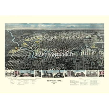 Houston, Texas (1891)