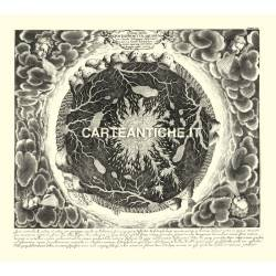 Carta antica: Mondo Sotterraneo 05 - Kircher 1668