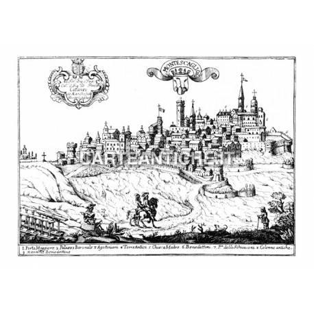 Prospetti storici: Montescaglioso