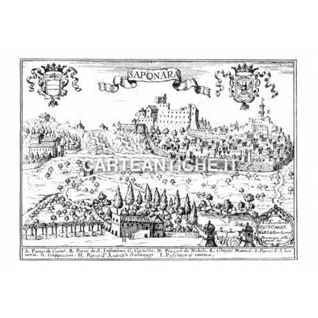Prospetti storici: Saponara