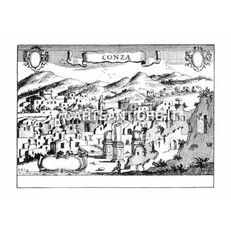 Prospetti storici: Conza