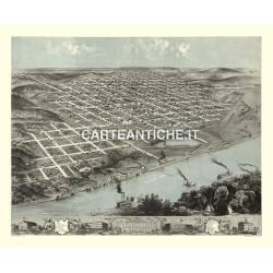 Veduta antica: USA 27 - Omaha, Nebraska - Ruger 1868